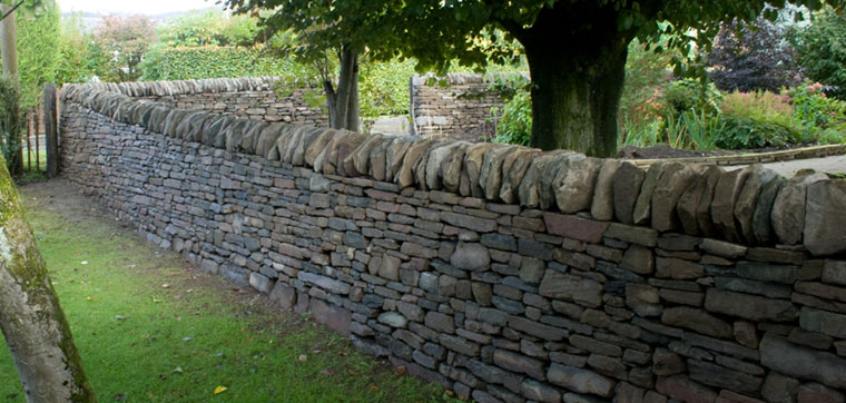 Stone inspired dry stone walling garden design and - Free garden plans ireland ...