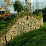 Wonky Wall, Collessie