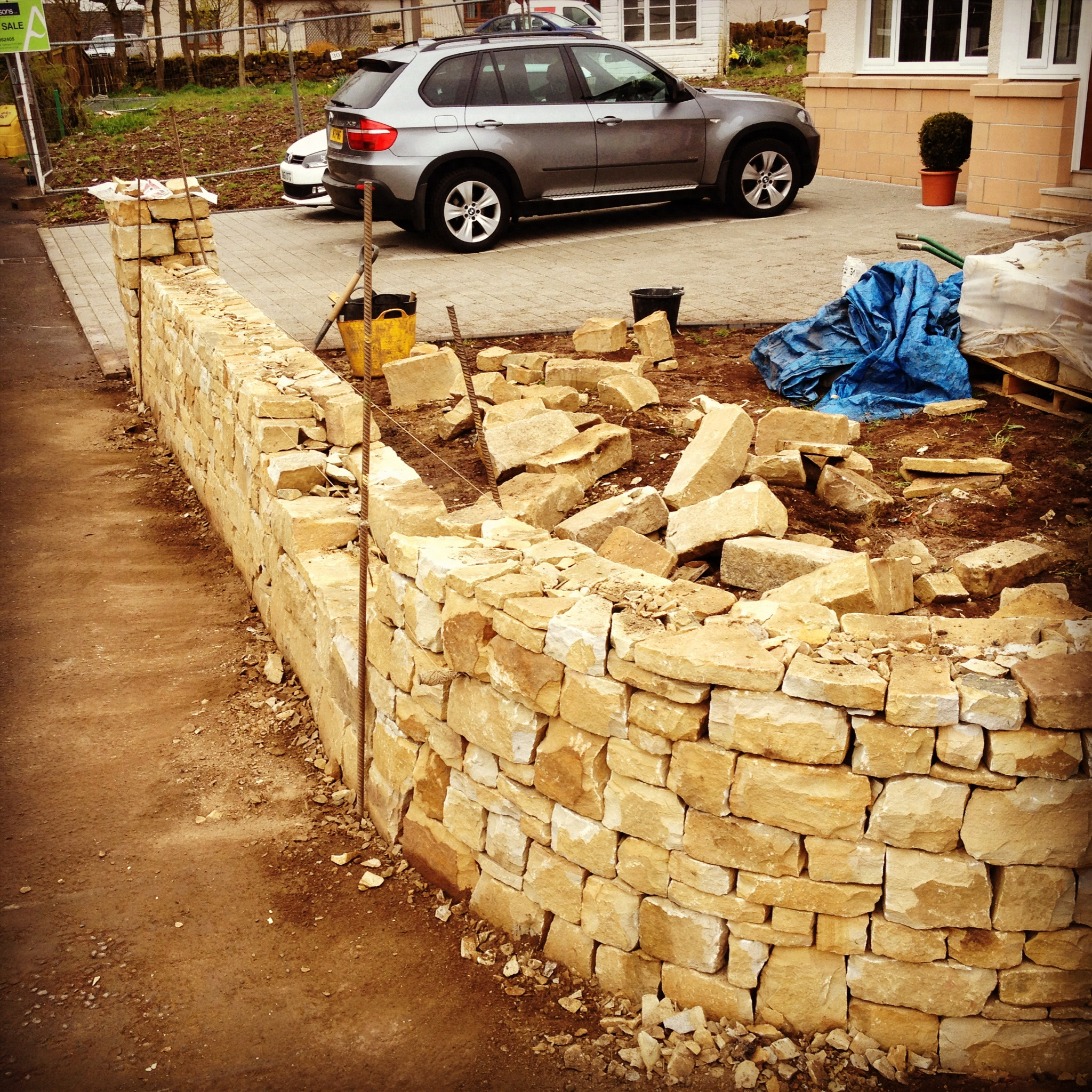 Free Standing Stone Walls: Stone Inspired A Review Of 2012