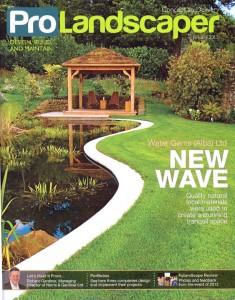 Pro-landscaper magazine