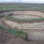 Spiral viewpoint, Vane Farm